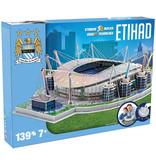 Non-License Puzzel Manchester City: Etihad Stadium 139 stukjes