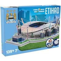 Puzzel Manchester City: Etihad Stadium 139 stukjes