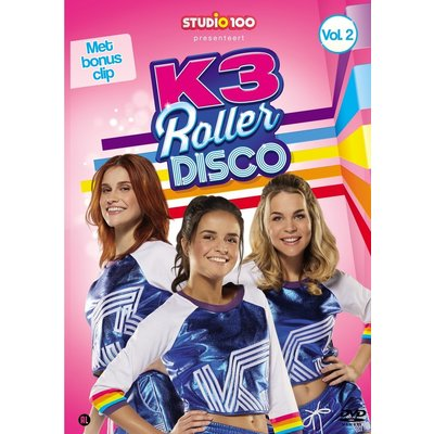 K3 Dvd K3: Rollerdisco vol. 2