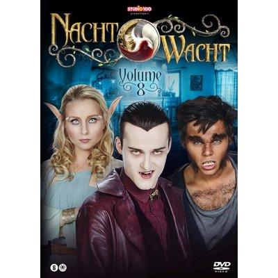 Nachtwacht Dvd Nachtwacht: Nachtwacht vol. 8