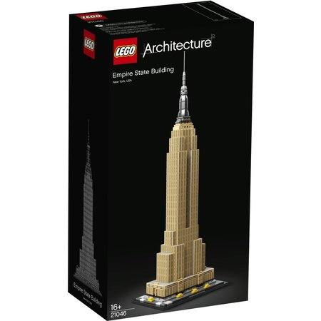 LEGO Empire State Building Lego