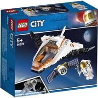 Satelliet transportmissie Lego