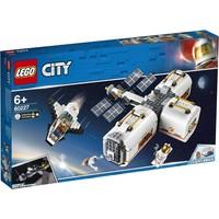 Ruimtestation op de maan Lego