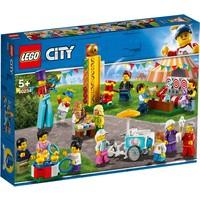 Kermis - City personenset Lego