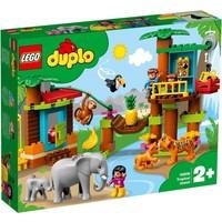 Tropisch eiland Lego Duplo