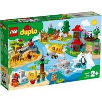 Dieren van de wereld Lego Duplo