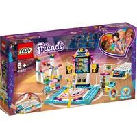 Stephanie`s turnshow Lego