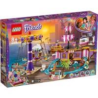 Heartlake City pier met kermisattracties Lego