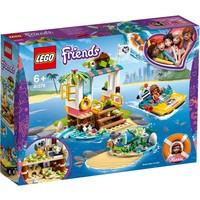 Schildpadden reddingsactie Lego