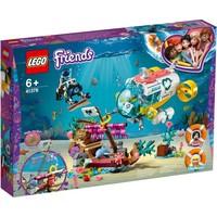 Dolfijnen reddingsactie Lego