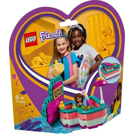 LEGO Andrea`s hartvormige zomerdoos Lego