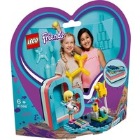 Stephanie`s hartvormige zomerdoos Lego