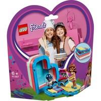 Olivia`s hartvormige zomerdoos Lego