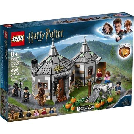 LEGO Hagrids huisje: Scheurbeks ontsnapping Lego