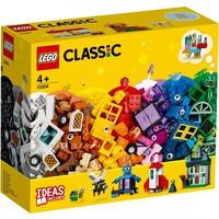 Creatieve vensters Lego