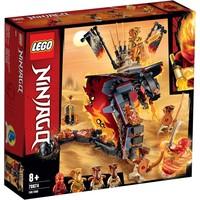Vuurtand Lego