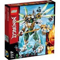 Titanium mecha van Lloyd Lego