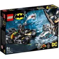Mr. Freeze: Het Batcycle-gevecht Lego