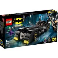 Batmobile: de jacht op The Joker Lego