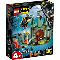 Batman en de ontsnapping van The Joker Lego