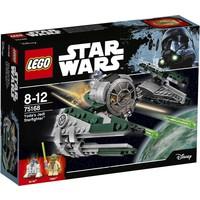 Yoda´s Jedi Starfighter Lego