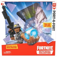 Action figure Fortnite: playset Port A Fort