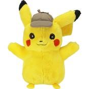 Pluche Pokemon Detective Pikachu: Pikachu 40 cm