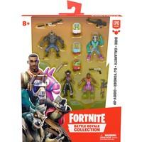 Action figure Fortnite: 4-pack 5 cm