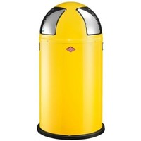 Wesco Push-Two 2 x 25l Lemon Yellow