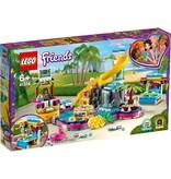 LEGO Andrea`s zwembadfeest Lego