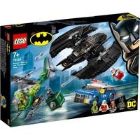 Batwing en de overval van The Riddler Lego