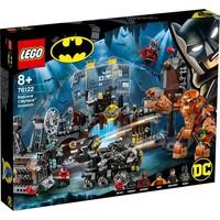 Batcave invasie Clayface Lego