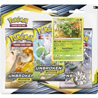 Pokemon blister SM10: Sun & Moon Unbroken Bonds