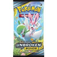 Pokemon booster SM10: Sun & Moon Unbroken Bonds