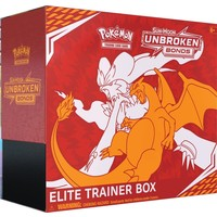 Pokemon Elite Trainer box SM10: Sun & Moon Unbroken Bonds