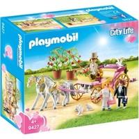 Huwelijkskoets Playmobil