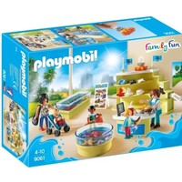 Aquariumshop Playmobil