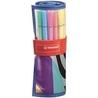 Viltstiften Stabilo pen 68 rollerset: 25 stuks