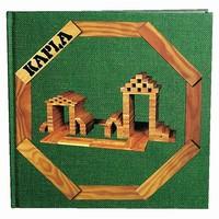 Kapla voorbeeldenboek nr. 3 groen
