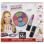 Science Kit Make-up Project Mc2