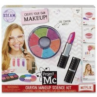 Science Kit Make-up Project Mc2