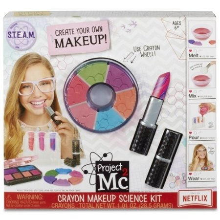 Project Mc2 Science Kit Make-up Project Mc2