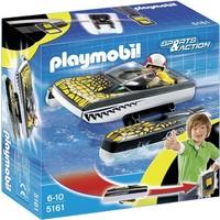 Click & Go Croc Speeder Playmobil