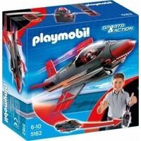Click & Go Shark Jet Playmobil