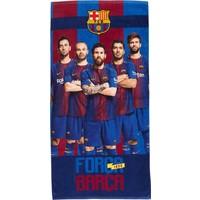 Badlaken barcelona spelers: 70x140 cm