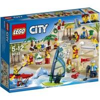 Plezier in het strand - City personenset Lego