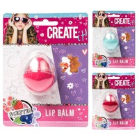 Lip balm fruit smaak Create It