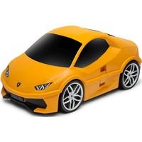 Koffer Ridaz Lamborghini Huracan oranje: 49x27x22 cm