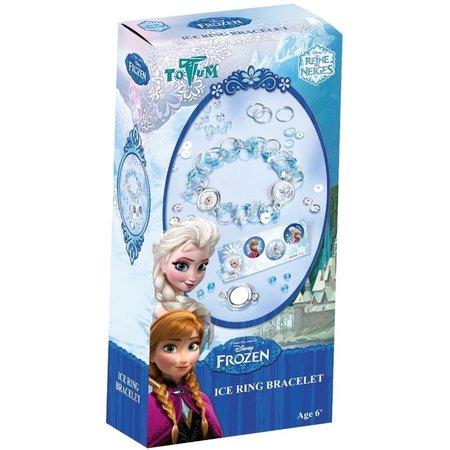 ToTum Armbanden maken mini Frozen ToTum: sneeuwkoningin