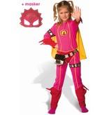 Mega Mindy Mega Mindy Verkleedpak + gratis masker